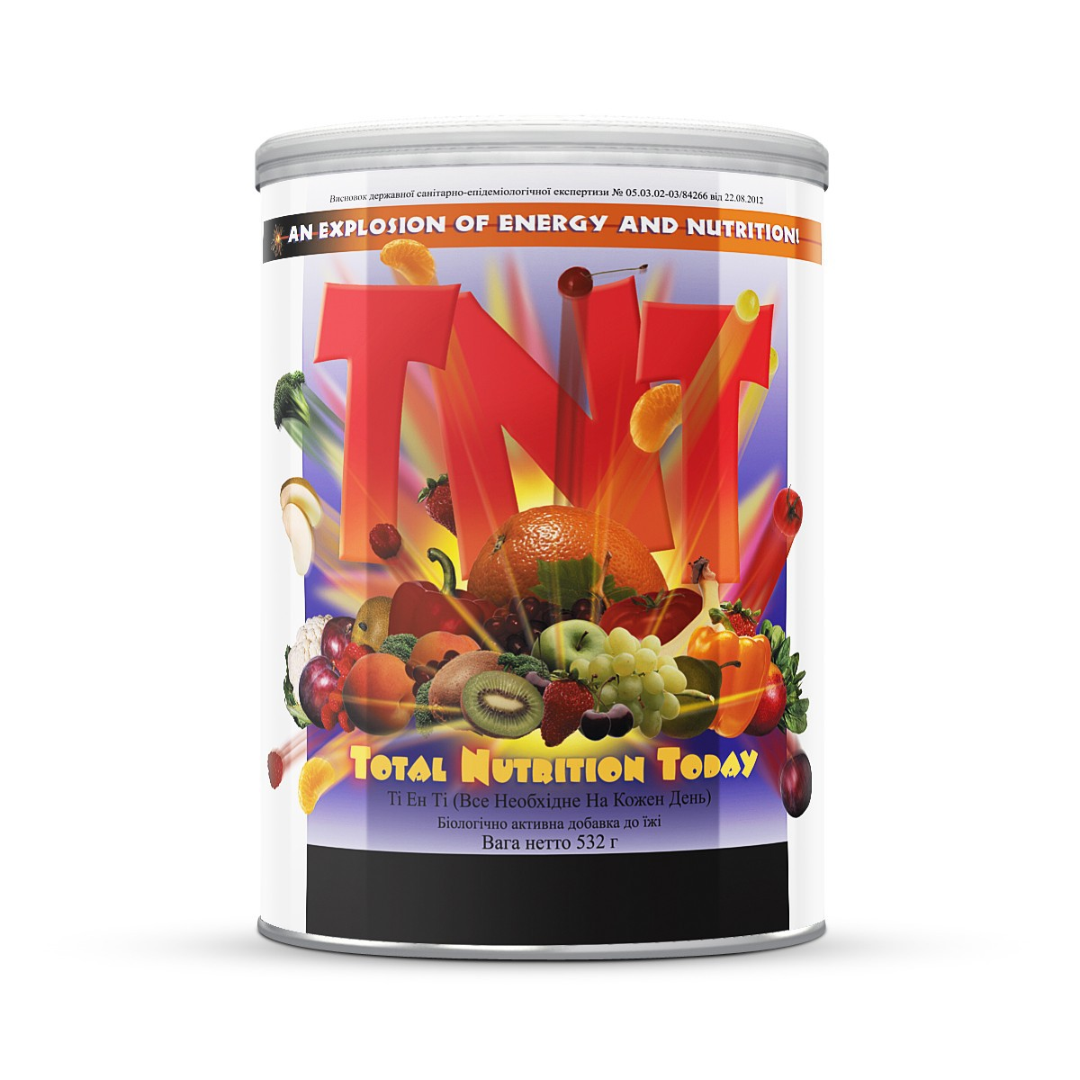TNT (Total Nutrition Today)