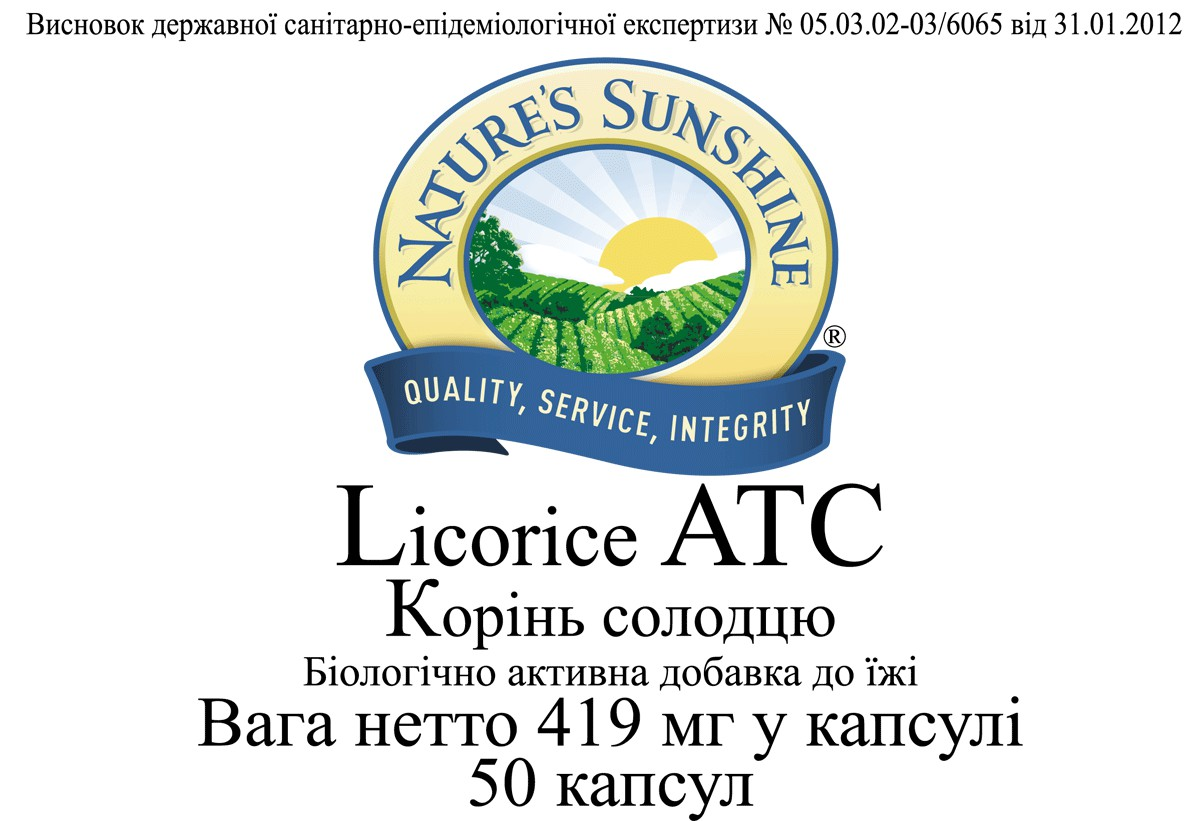 Licorice ATC