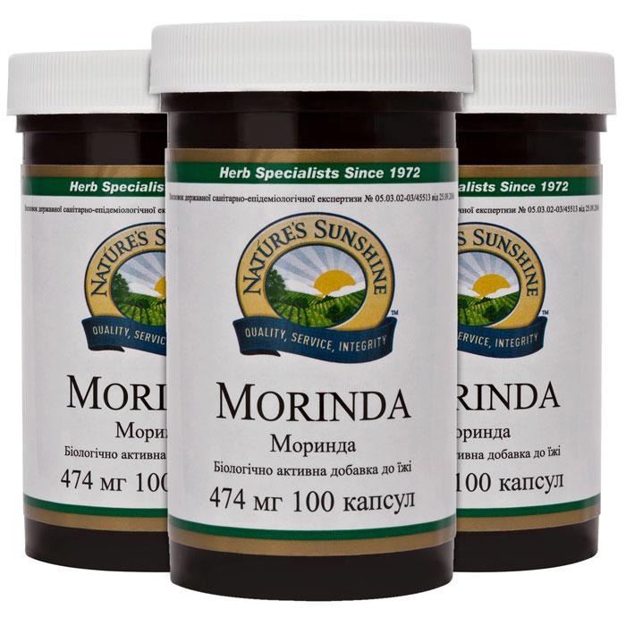 Комплект БАД «Моринда» (3 в 1)
