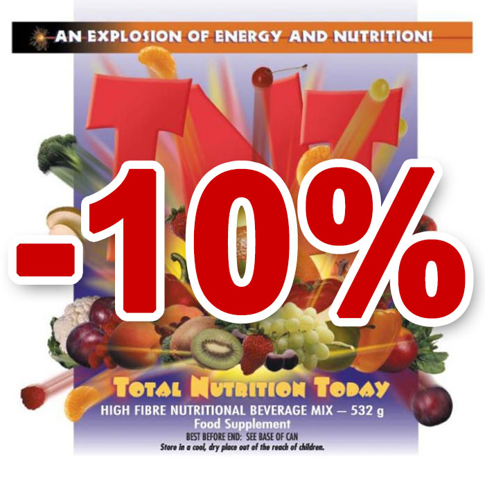 TNT (Total Nutrition Today), sample packet [4301]