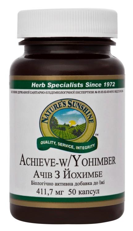 Achieve with Yohimbe [1118]  - 20%