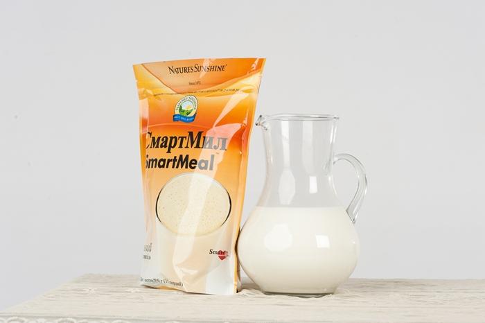 Набор 1+1: SmartMeal / Vanila Shake (-20%) [650063] (1 шт) + Blush Cinnamon [62107] (1 шт) (годен до 03.2017)