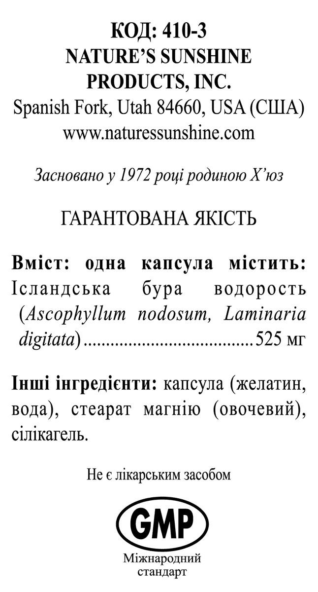 Kit Kelp [410*5] (-10%)