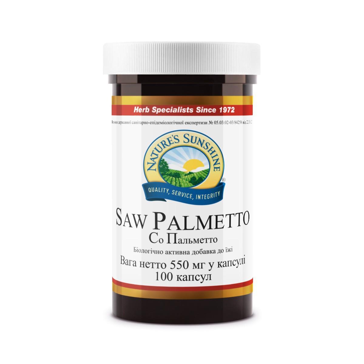 Saw Palmetto [630] (-10%)