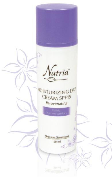Moisturizing Day Cream SPF 15