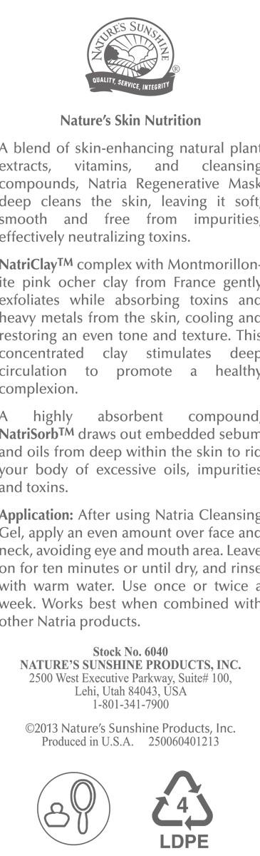 Regenerative Mask