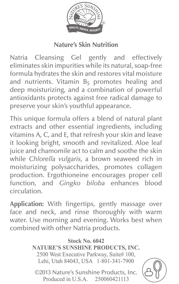 Cleansing Gel �Fresh and Flawless�