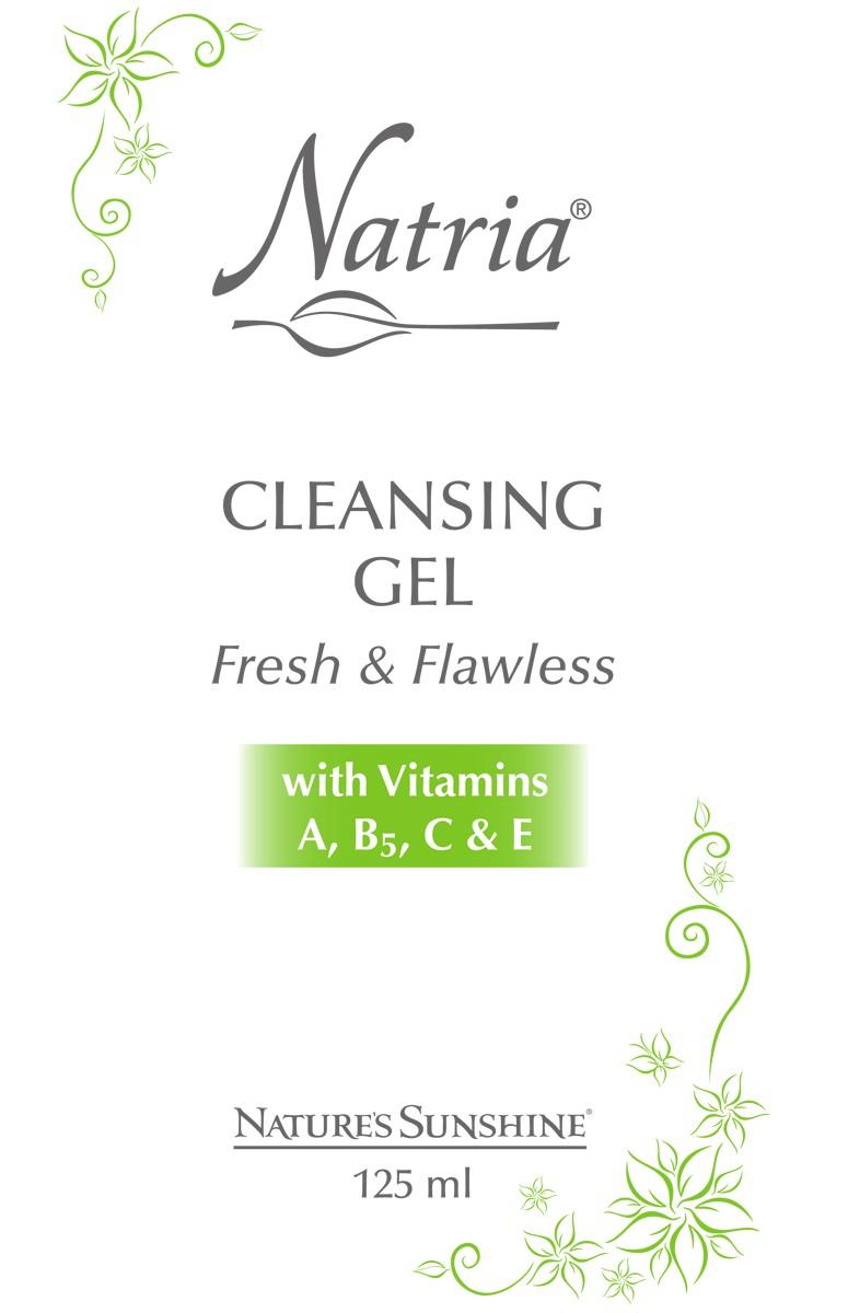 Набор 1+1: Cleansing Gel «Fresh and Flawless» [6042] (-15%) [650329] + Compact Blusher Baileys [62100] (1 шт) (годен до 01.2018)