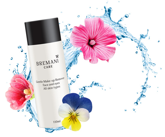 Gentle Make-up Remover Bremani Care