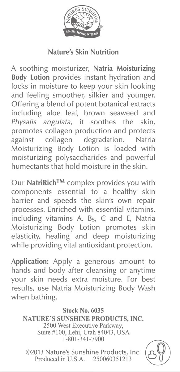 Moisturizing Body Lotion «Velvet Skin» [6035] (-20%)