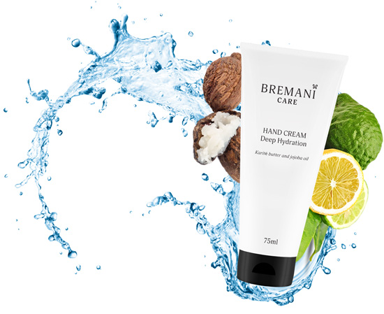 Hand Cream Deep Hydration Bremani Care