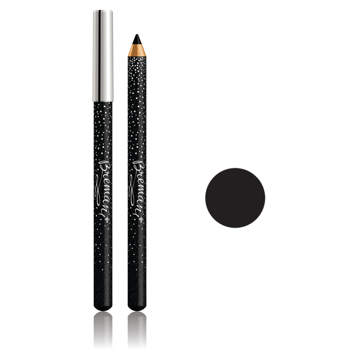 Eye Pencil New Year Night