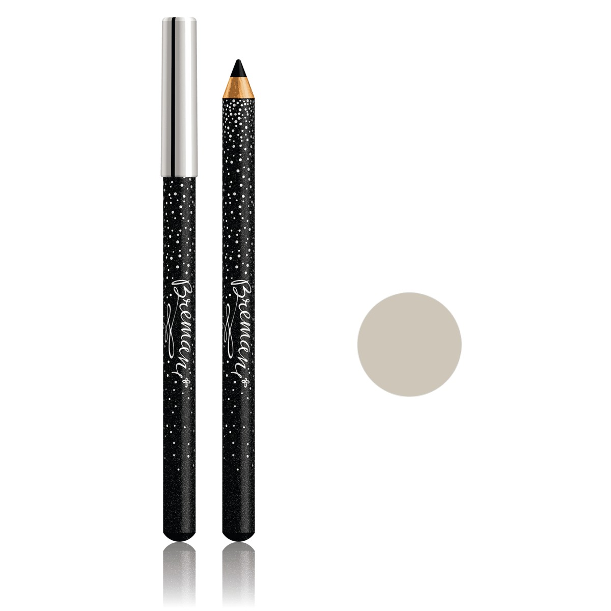 Набор 1+1: Eye Pencil Milky Kajal [61712] (-50%) (1 шт) + Eye Shadow Antique Gold [61751] (1 шт)