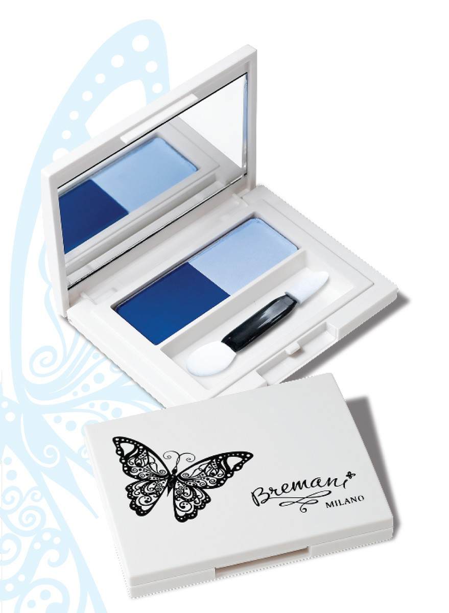 Набор 1+1: Eye Shadow Blueberry [61771] (-30%) [650151] + Lipstick Bremani Milano Merilyn [21506] (1 шт)