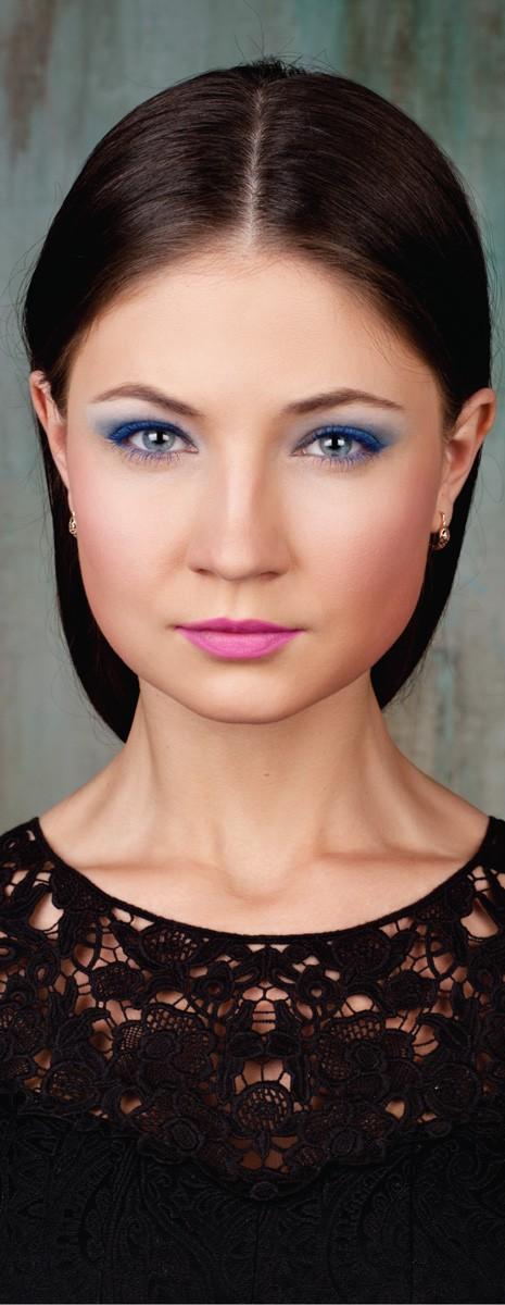 Набор 1+1: Lipstick Matte&Velvet Fuchsia  (-30%) [64855] + Mascara Charming Lash/Volume&Length Fantasy [62057] (1 шт) (09.2017)