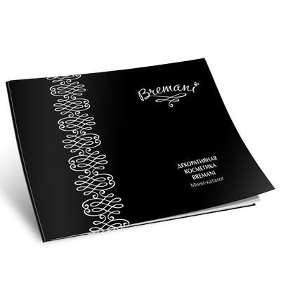 Мини-каталог декоративной косметики Bremani