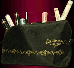 Косметичка Bremani (зеленая)