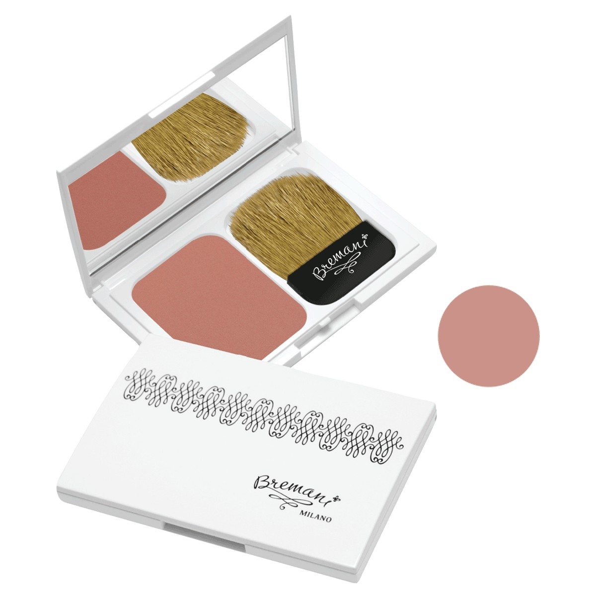 Compact Blusher Rosy Musk