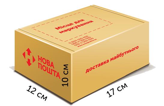 """Коробка """"Новая почта"""" маленькая"""