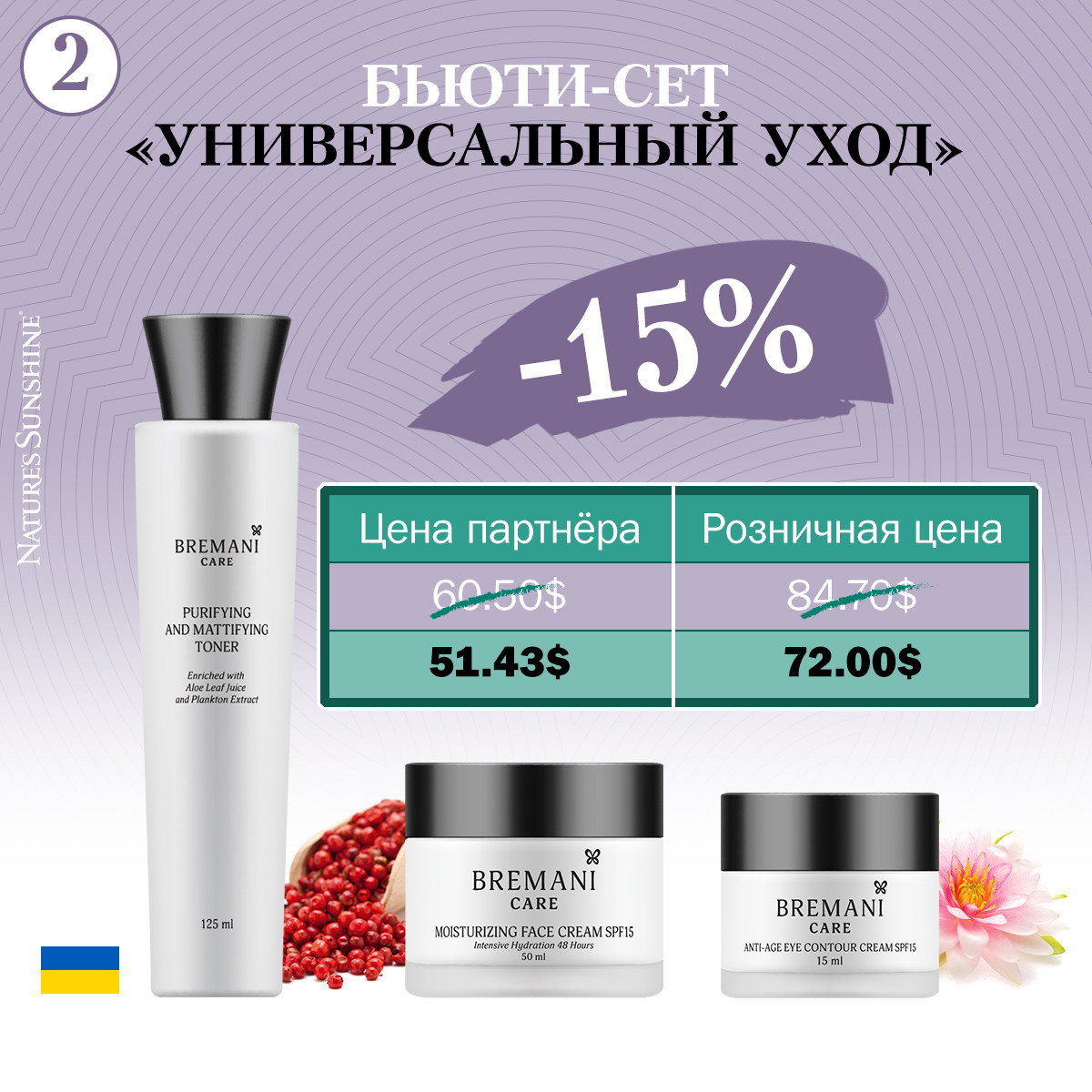 Kit Cosmetics 64252